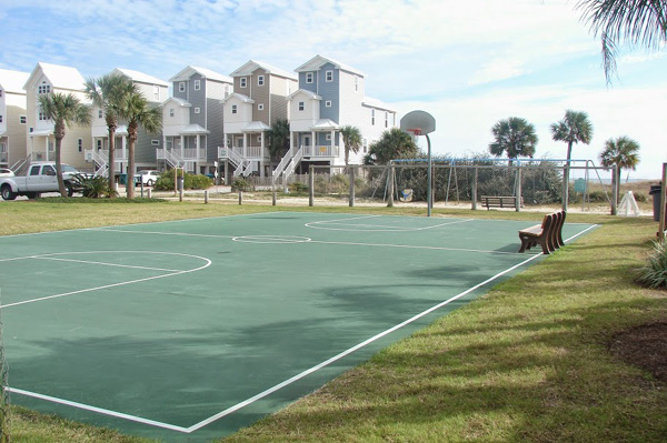 Sport Complex in our Summer Camp in Florida